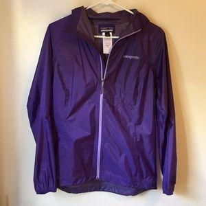 Patagonia Womens Alpine Houdini Jacket (XS/Violet)